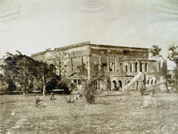 Sir Theophilus Metcalfe's House, Delhi.